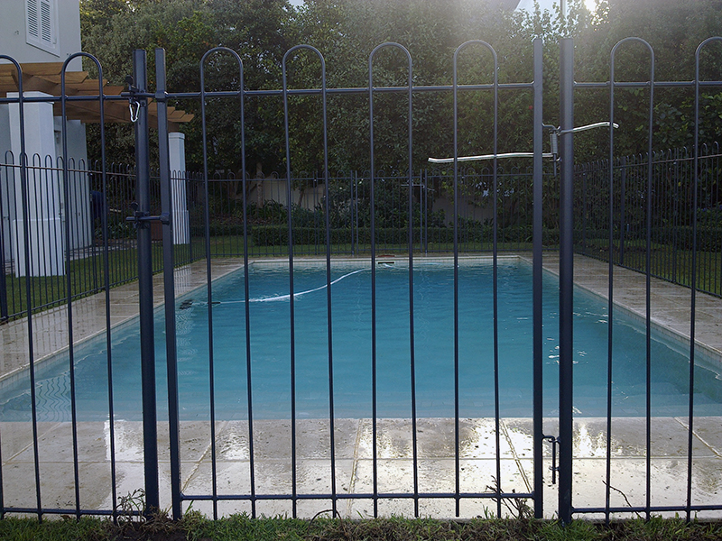 Steel Pool Fence Systems Life Guard Fence Systems